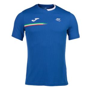 Joma T-Shirt Manica Corta Azzurro