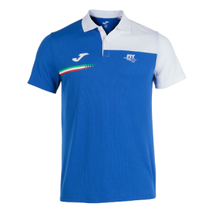 Joma Polo FIT Azzurro