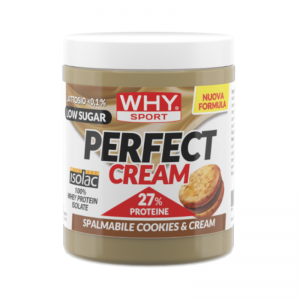 WHYsport Perfect Cream 300g Cookie & Cream
