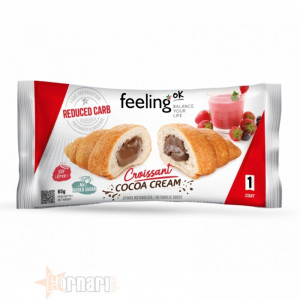 Feeling Ok Croissant Crema al Cacao 65 g (Start 1)