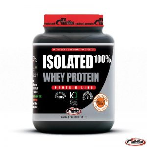 Pro Nutrion Isolated 100% Whey Protein 908g