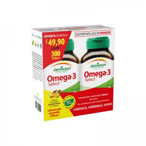 Jamieson Omega 3 Select duopack