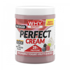 WHYsport Perfect Cream 300g Yogurt Frutti di Bosco