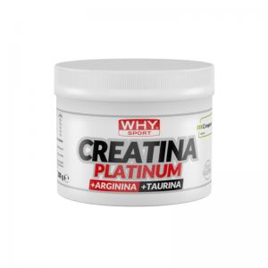Why Creatina Platinum 300g